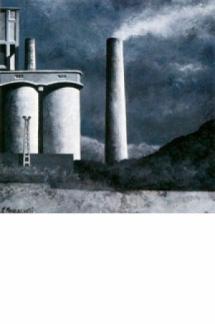 La fábrica de nubes
