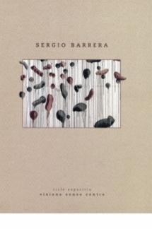 Visiones de Sergio Barrera
